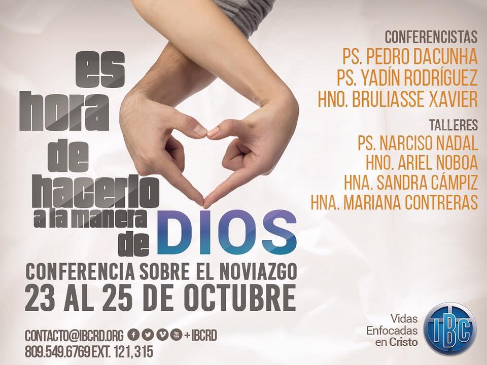 Conferencia de Noviazgo 2015
